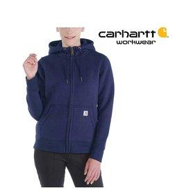 Carhartt Kleider 102788.412 - Damen-Hoodie Navy