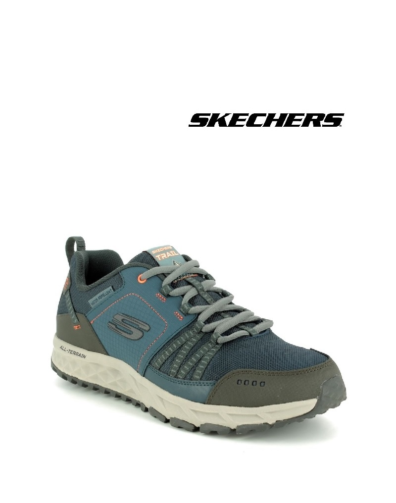 Skechers 51591 NVOR - Skechers, Sneaker, Mesh