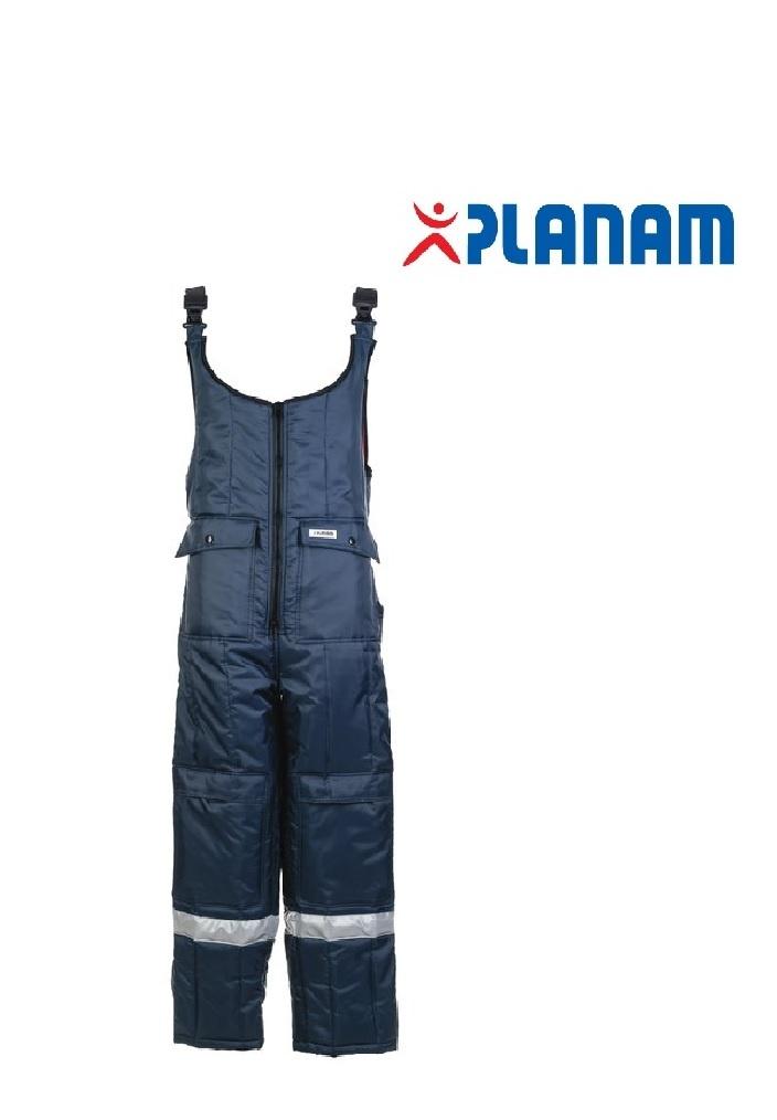 Planam 5123 Latzhose Kühl - für das Kühlhaus von Planam