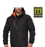 Macseis Macseis, 3 in 1 Jacke, Unisex,schwarz  orange