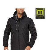 Macseis Macseis, 3 in 1 Jacke, Unisex, schwarz  grau