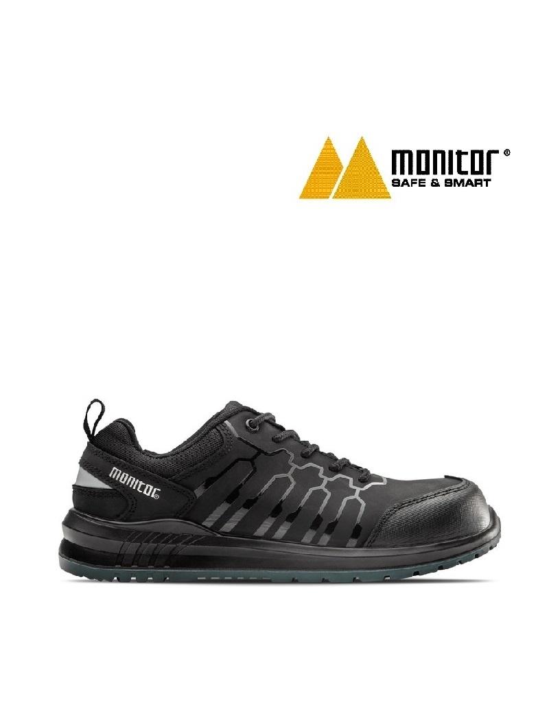 Monitor Schuhe Micro S3 - Sicherheitsschuh von Monitor