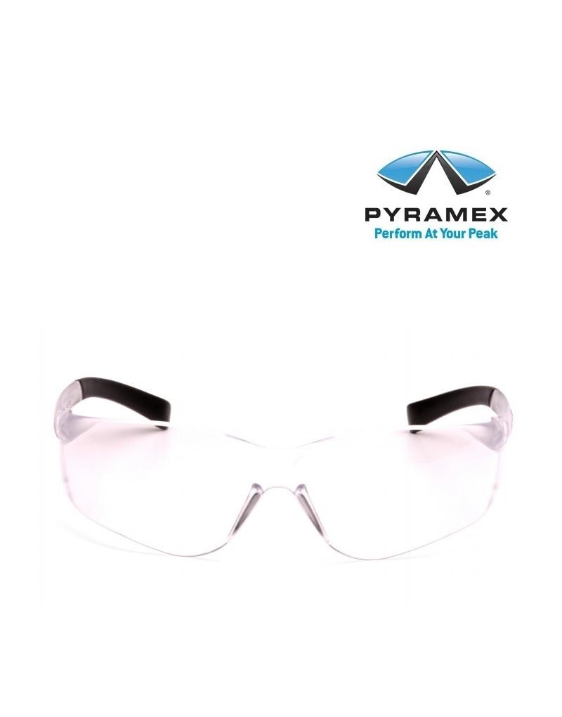 Pyramex EPYS2510SDP - Schutzbrille, Farblos, mit Einweggehörschutz