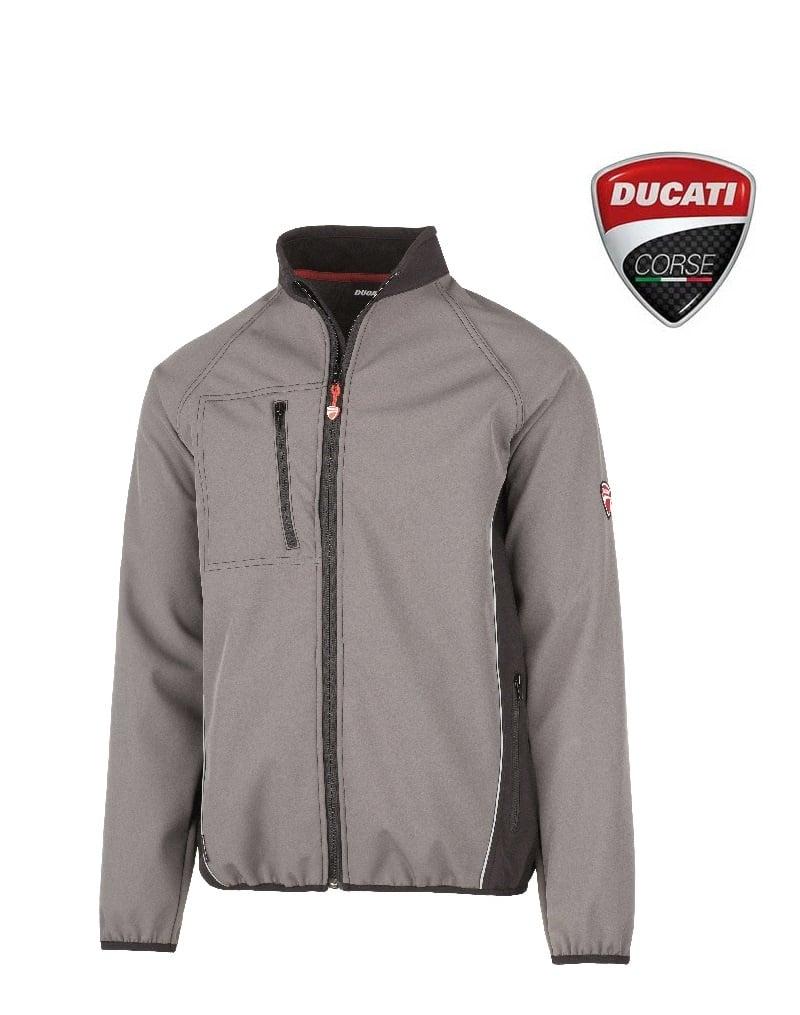 Ducati 80DUC5 Grau - Jacke