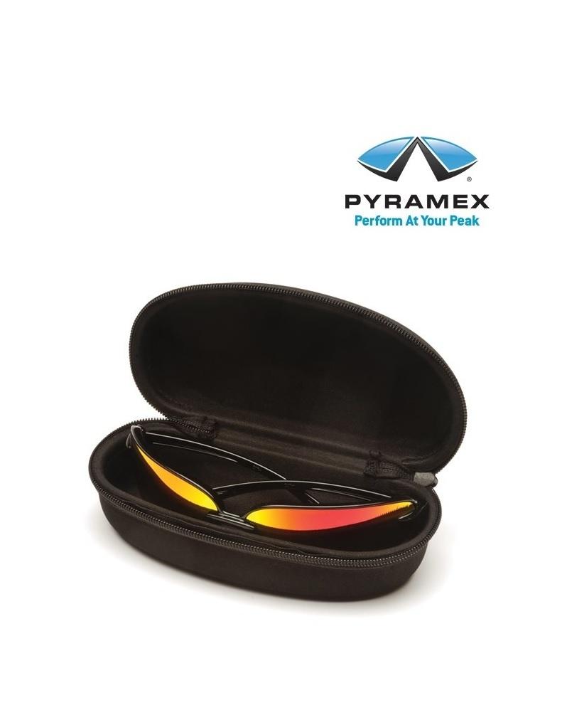 Pyramex CA500B - Hartschalen- Brillenetui (ohne Brille)