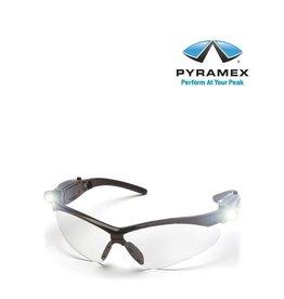 Pyramex ESB6310STPLED Brille