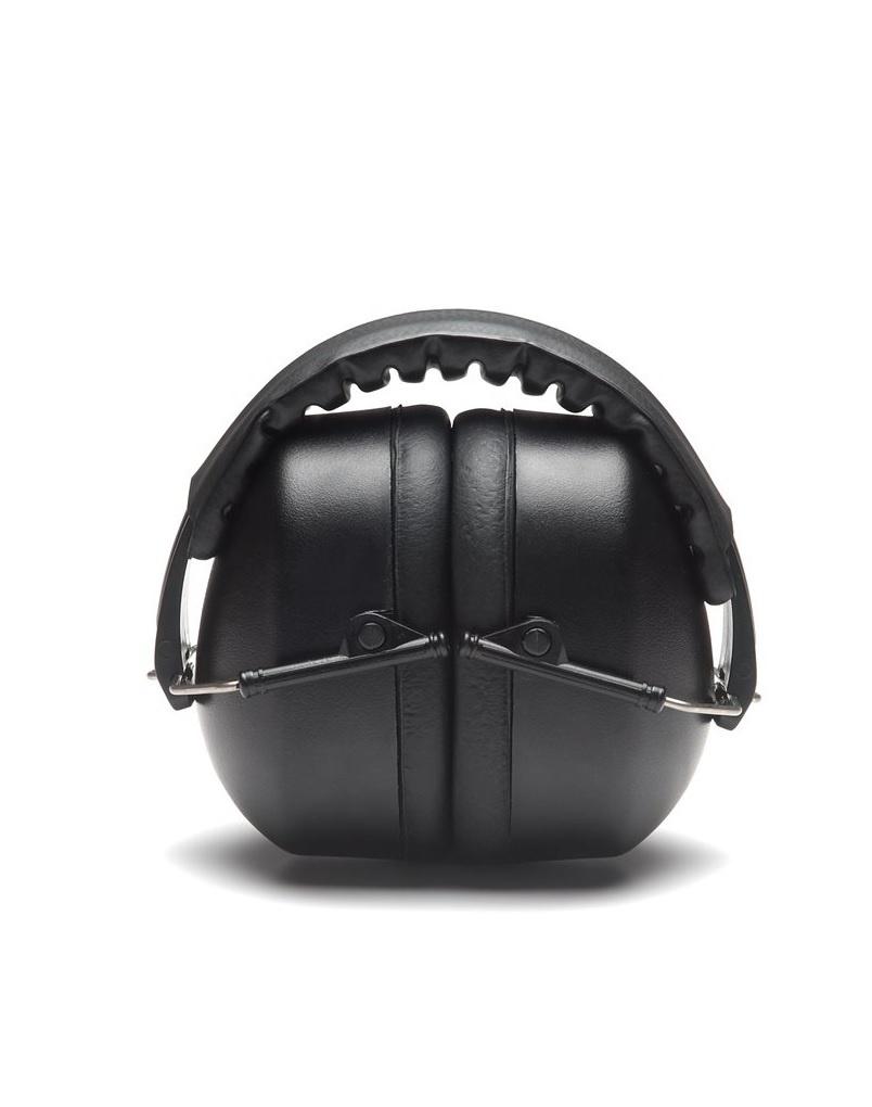 Pyramex EPM3010 - Serie PM30 Kapselgehörschutz schwarz, faltbar, SNR 28dB