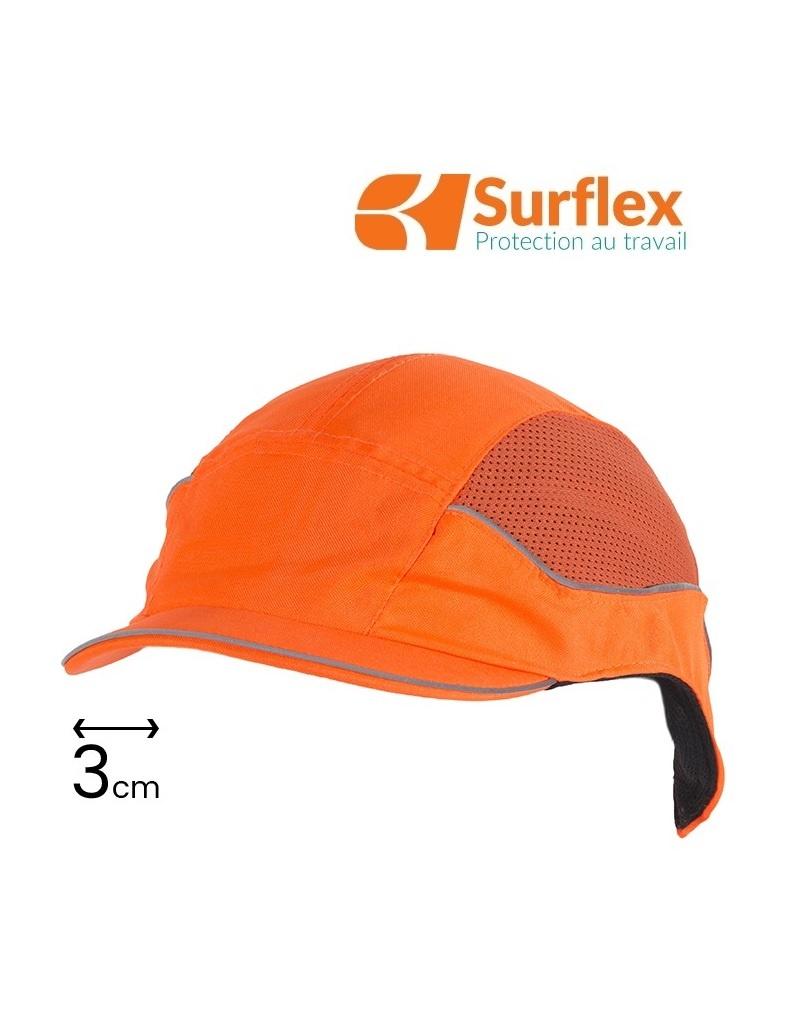 Surflex AIR+ Orange  High Visibility-Anstosskappe