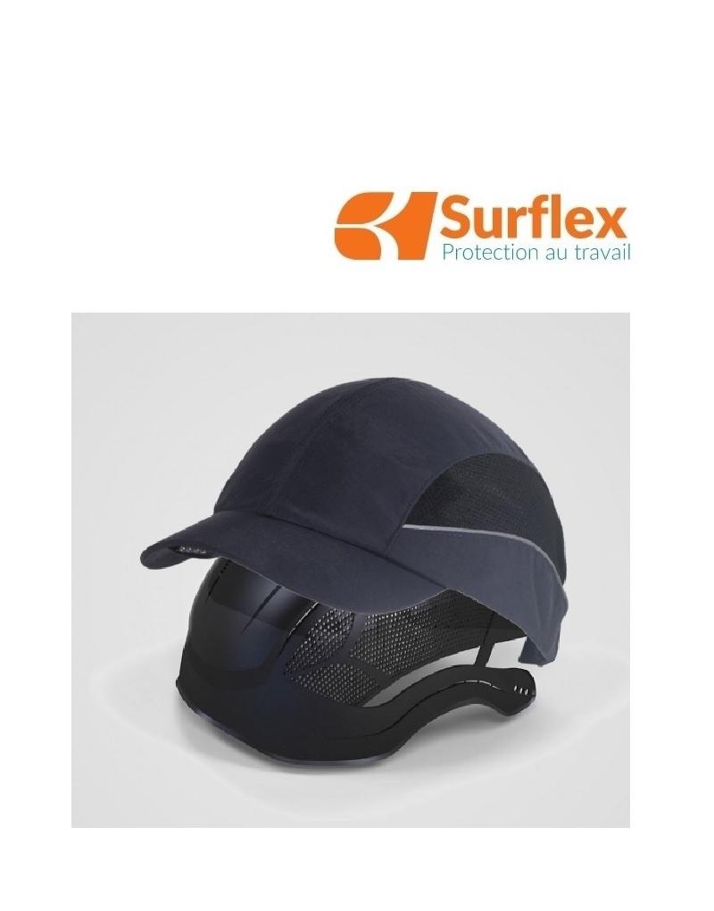 Surflex LED Navy - Anstosskappe mit LED Lampe