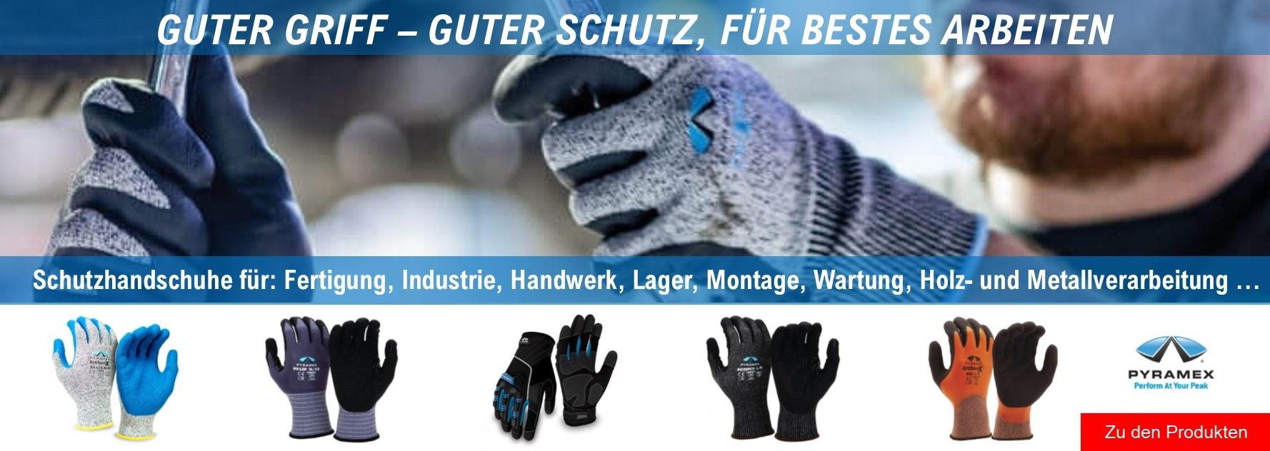 Pyramex Handschuhe