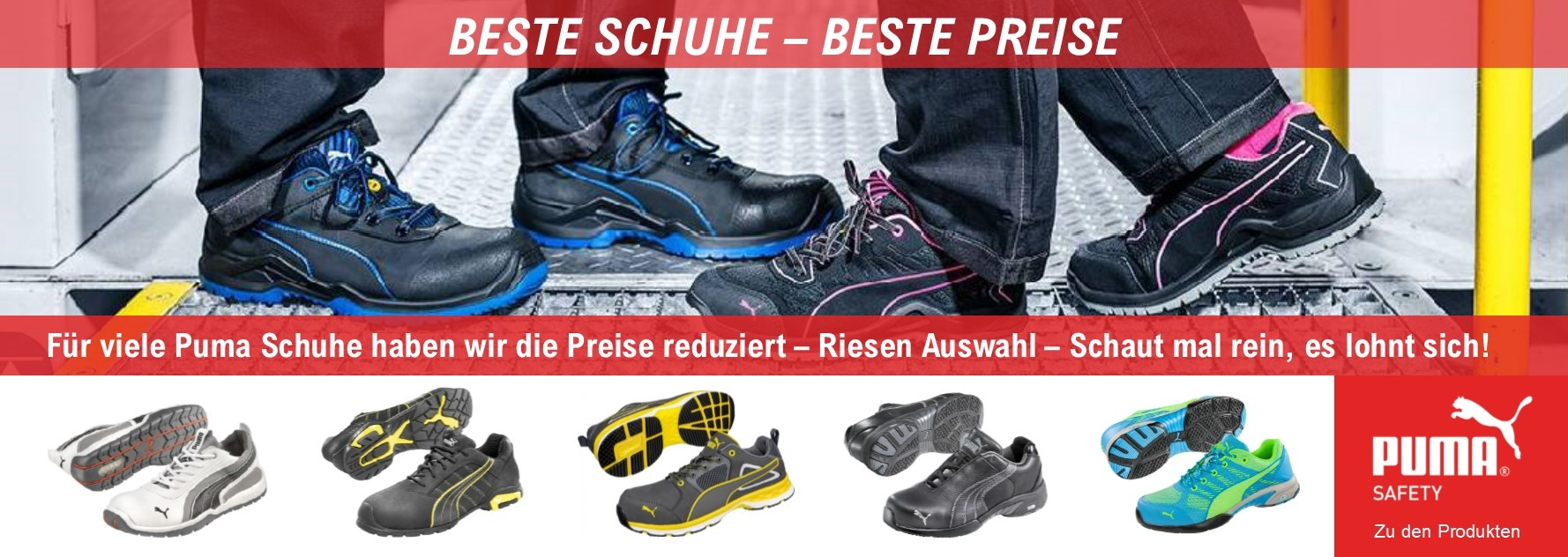 PUMA Schuhe Reduzierte Preise