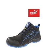 Puma 634200 S3 - Sicherheitsschuh - Krypton Blue Mid