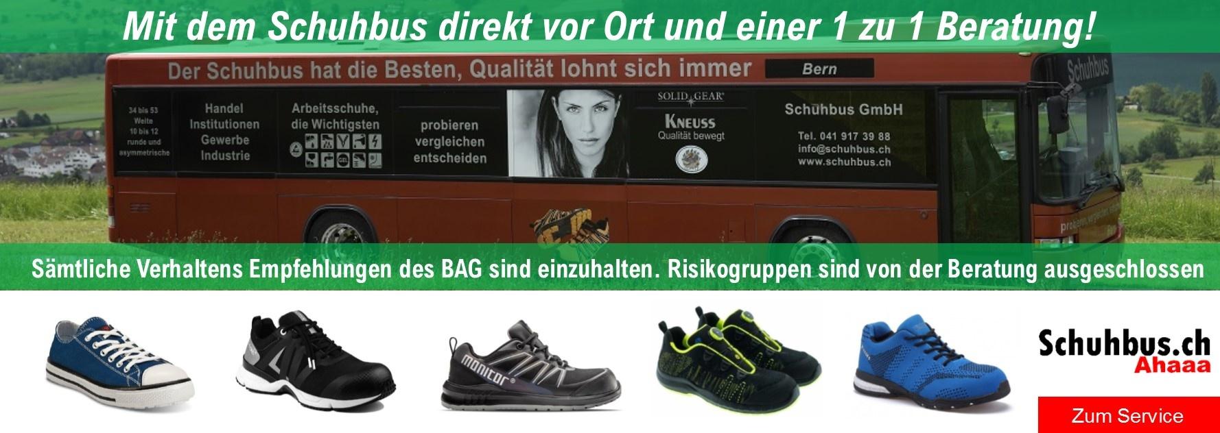 Schuhbus-Service