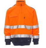 Payper Kalk Vision P.2 Orange Warnschutzpullover Vision Kl.2 orange