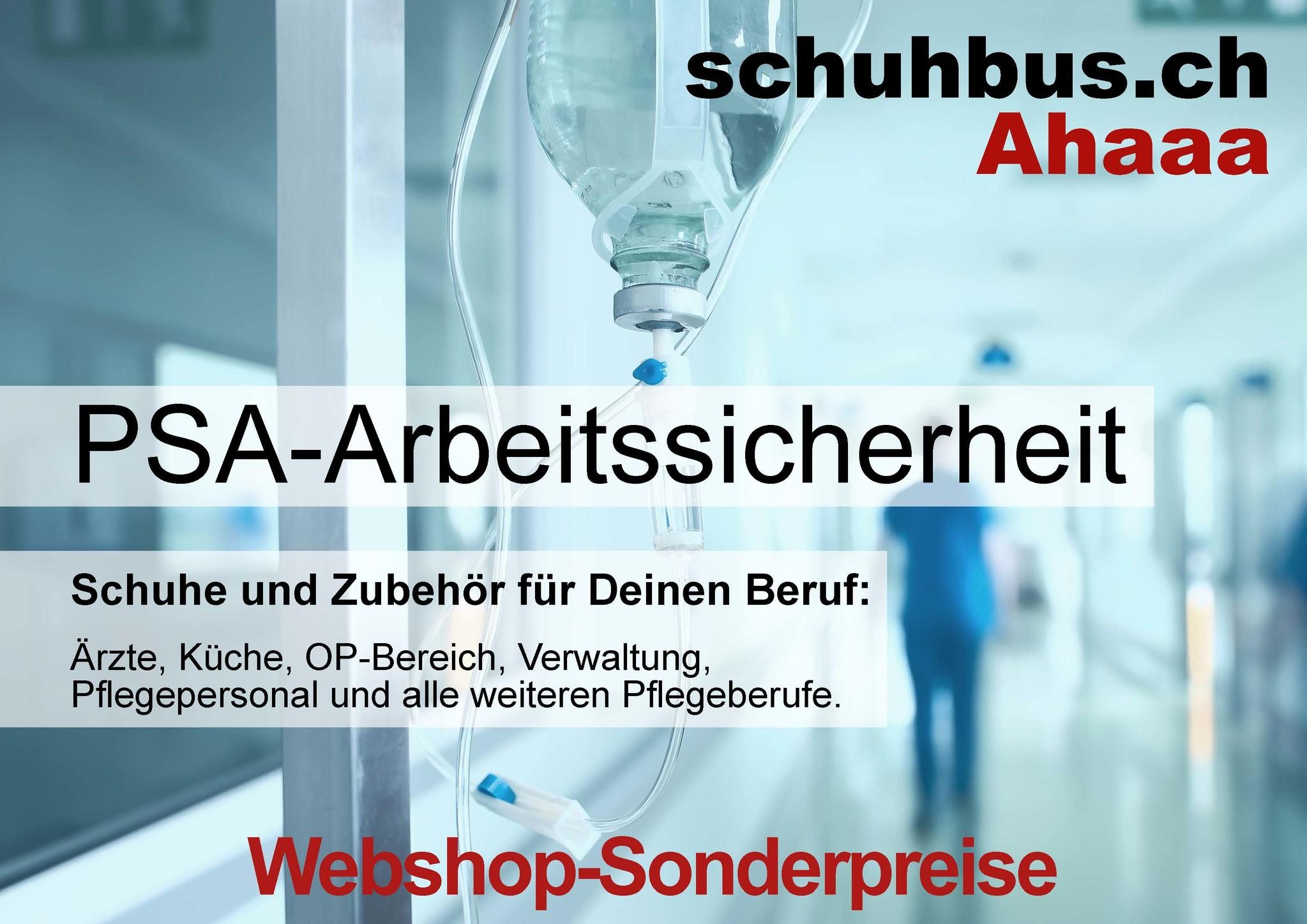 PSA Arbeitssicherheit - Spital und Pflege