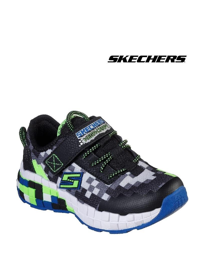 Skechers 400000L BBLM -  MEGA-CRAFT - Sneaker low Kinderschuh