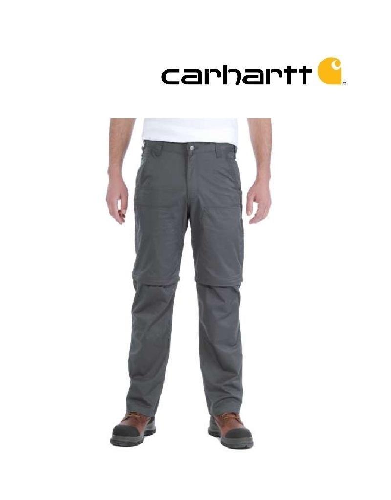 Carhartt Kleider 101969.029 Carhartt Sommerhose Grau