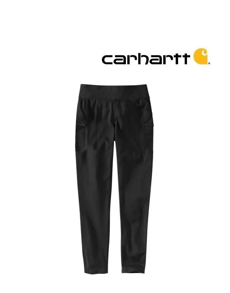 Carhartt Kleider 103609.001 black, Leggins Damen - FORCE LIGHTWEIGHT UTILITY