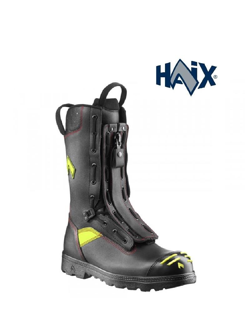 Haix Fire Flash 2.0, NEUES Modell, Leder, Feuerwehrstiefel von HAIX