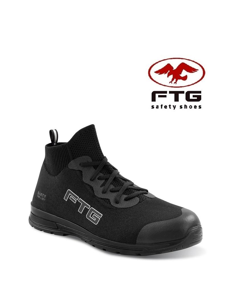 FTG Black High S3 - Sicherheitsschuh von FTG