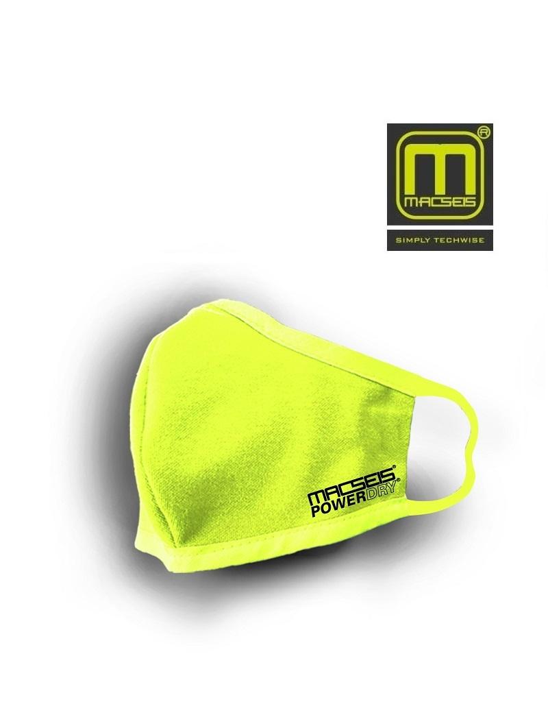 Macseis MCM00014 - schnelltrocknende Behelfsmaske, lime