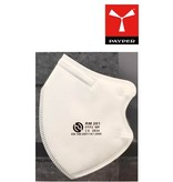 Payper RM201 Schutzmaske FFP2 CE2834 in der Box mit 50 Stck.