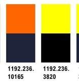 Engel FE1192.1065  Fleece-Jacke, EN 20471 Kl. 2, Leuchtrot-schwarz