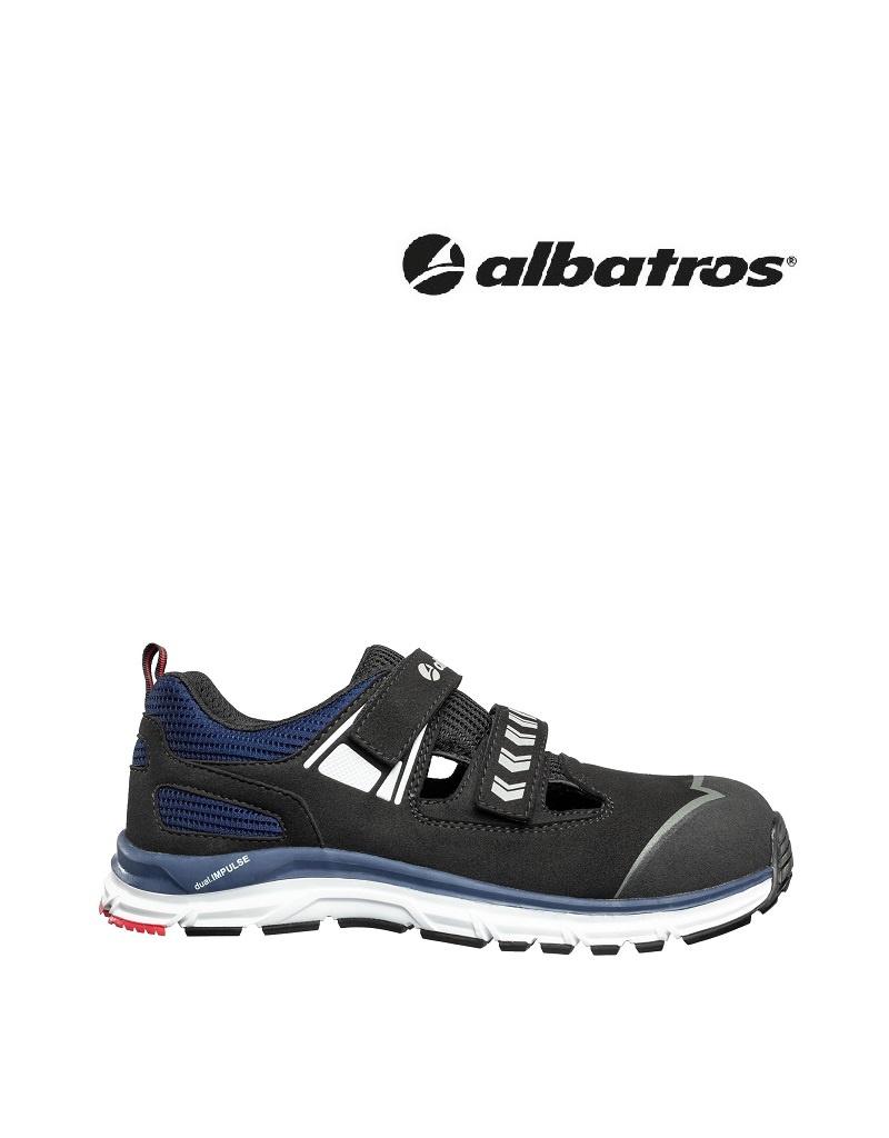 Albatros Schuhe 647530 S1 -  Sicherheitsschuh - JETSTREAM IMPULSE LOW S1