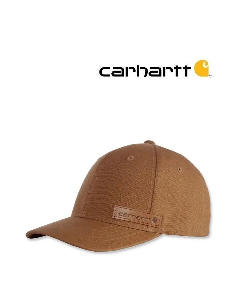 Carhartt Kleider 104298.BRN-CARHARTT PATCH FLEX FIT CAP - Copy