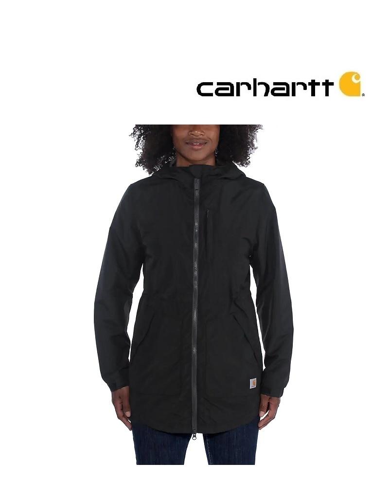 Carhartt Kleider Carhartt, Damen Windjacke, wasserabweisend, ROCKFORD JACKET