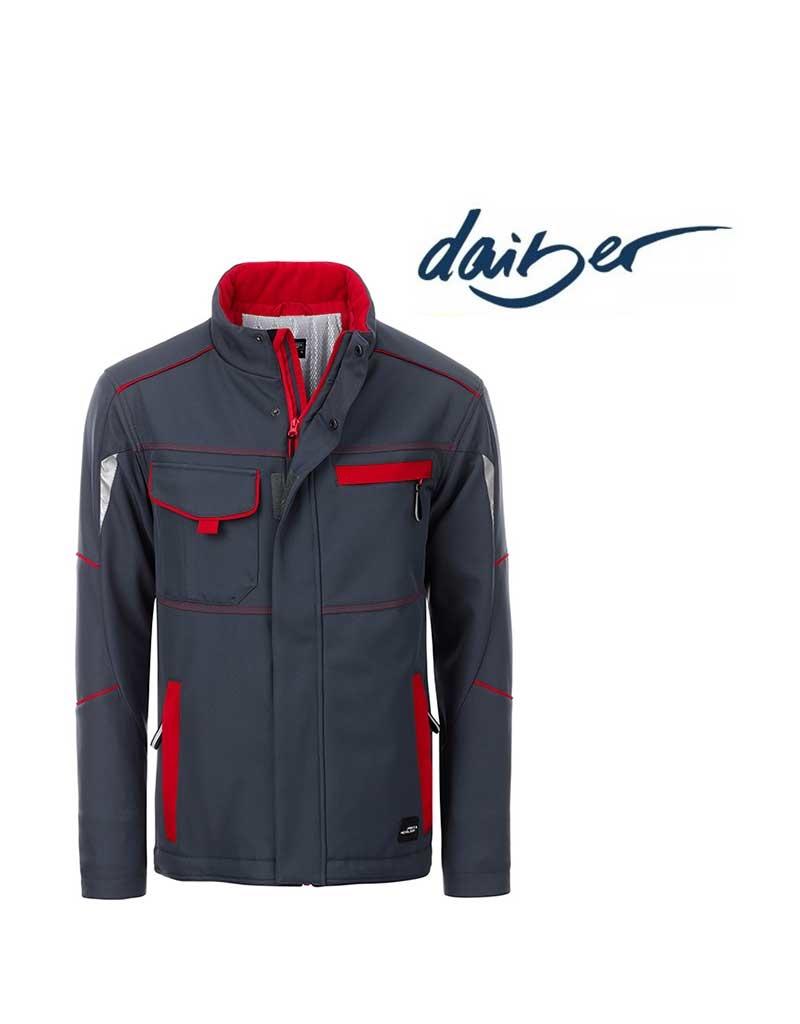 James Nicholson JN851 Workwear Softshell Jacke