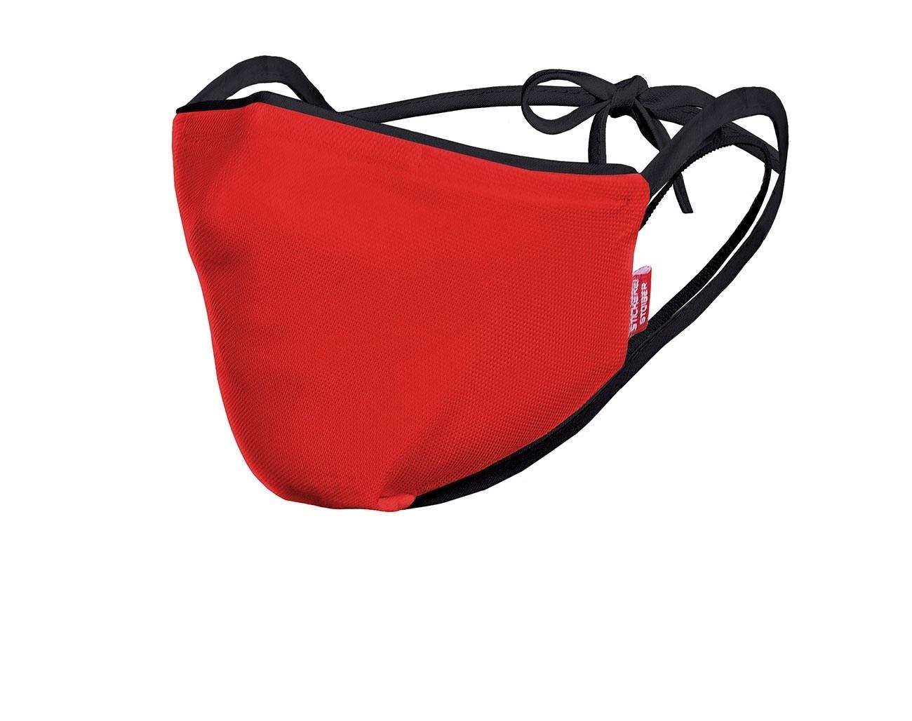 Kneuss Kleider BM 01 rot  Behelfsmaske