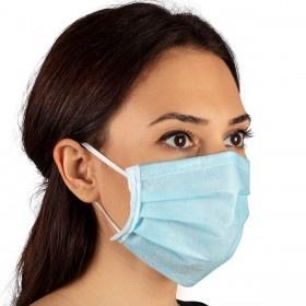 Kneuss Kleider HMF1 - Hygienemaske, 50 Stück