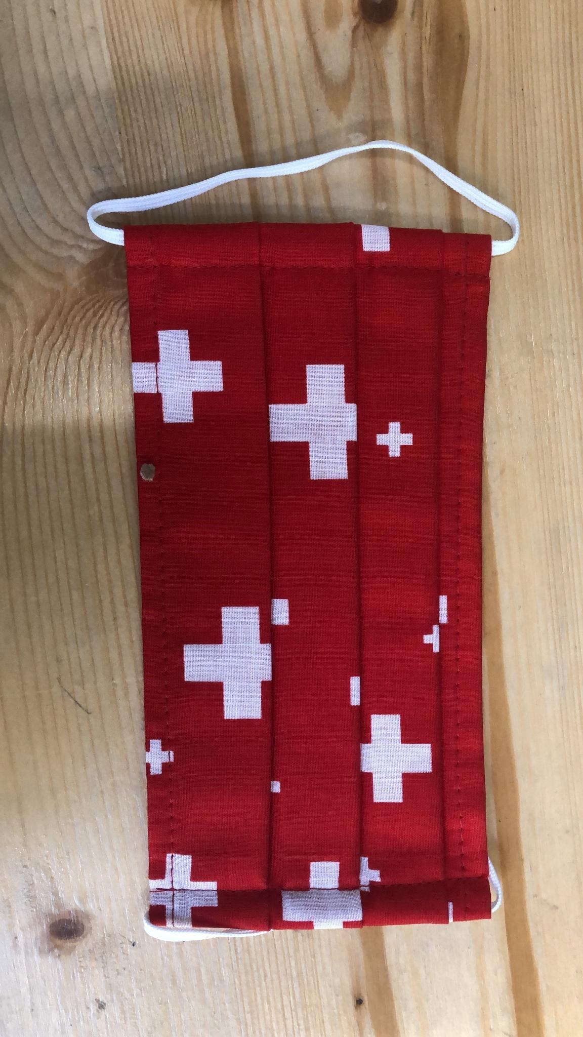 Kneuss Kleider 84.4 -  Gesichtsmaske Swissly