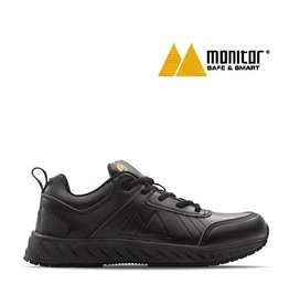 Monitor Schuhe M Express ESD schwarz