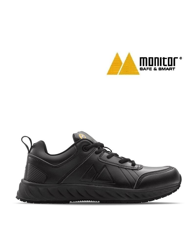 Monitor Schuhe M Express ESD schwarz - Berufsschuh für Frauen und Männer