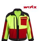 Watex 8-6330WX11 - Watex: Softshell-Jacke Forest Jack Red