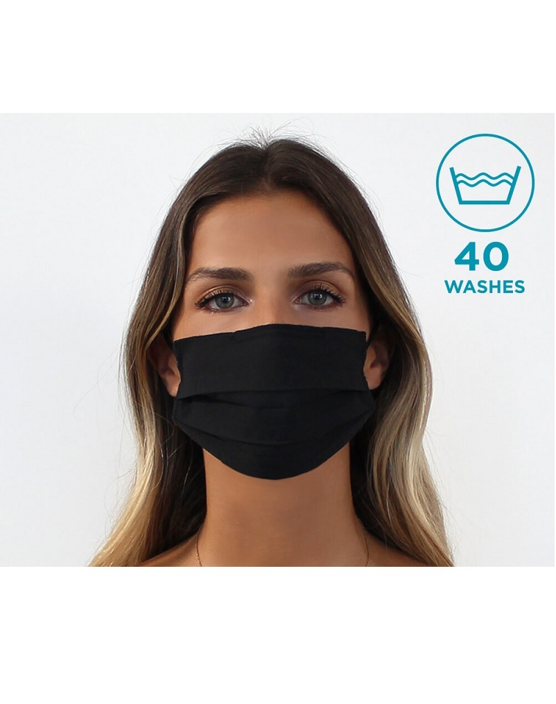 PTX CMT M1 black - Maske 4-lagig, Community Mask