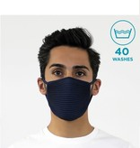 PTX CMT P1.2 navy - Maske 4-lagig, Community Mask