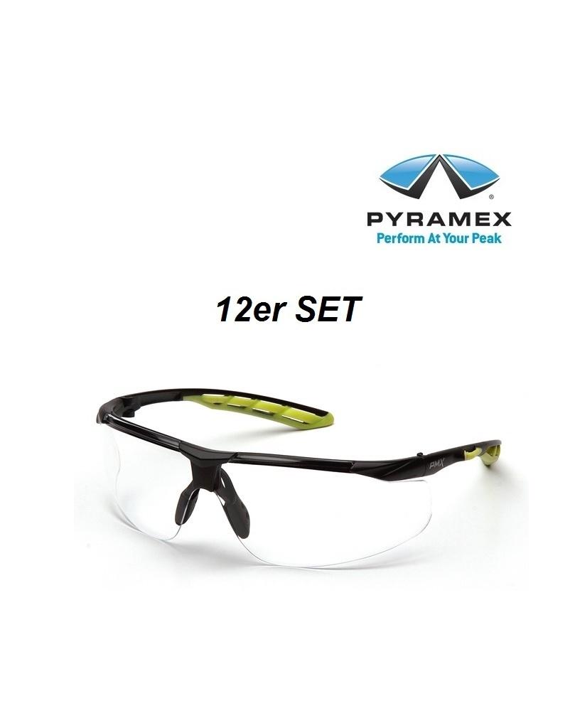 Pyramex ESBL10510DTM 12er Set - Schutzbrille - dielektrisch