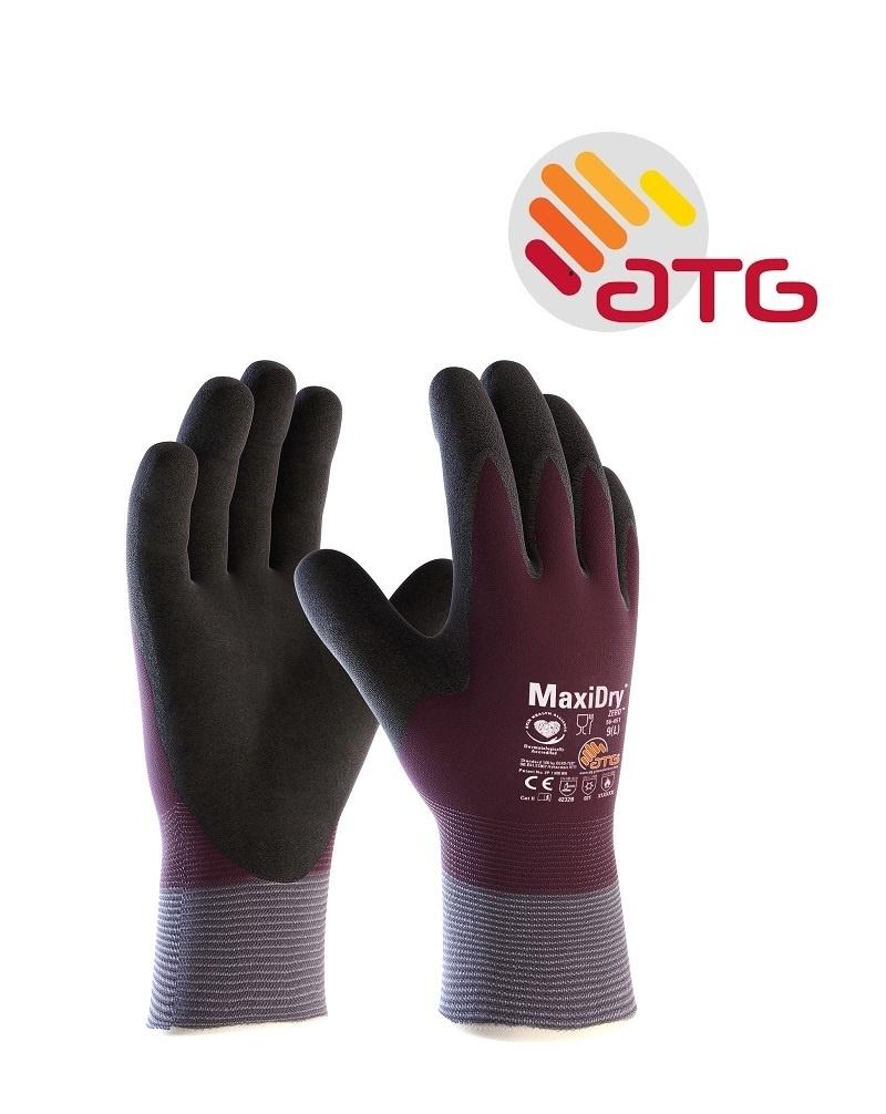ATG MD Zero - gefüttert, flüssigkeitsabweisend, isolierend und Schnittschutz von ATG