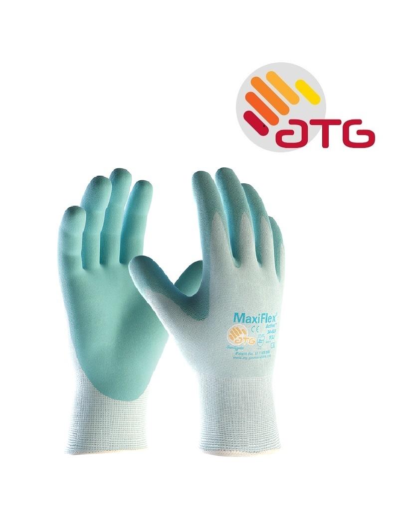 ATG MF Active - Montagehandschuhe Aloe Vera und Vitamin E zur Pflege und Revitalisierung der Hände