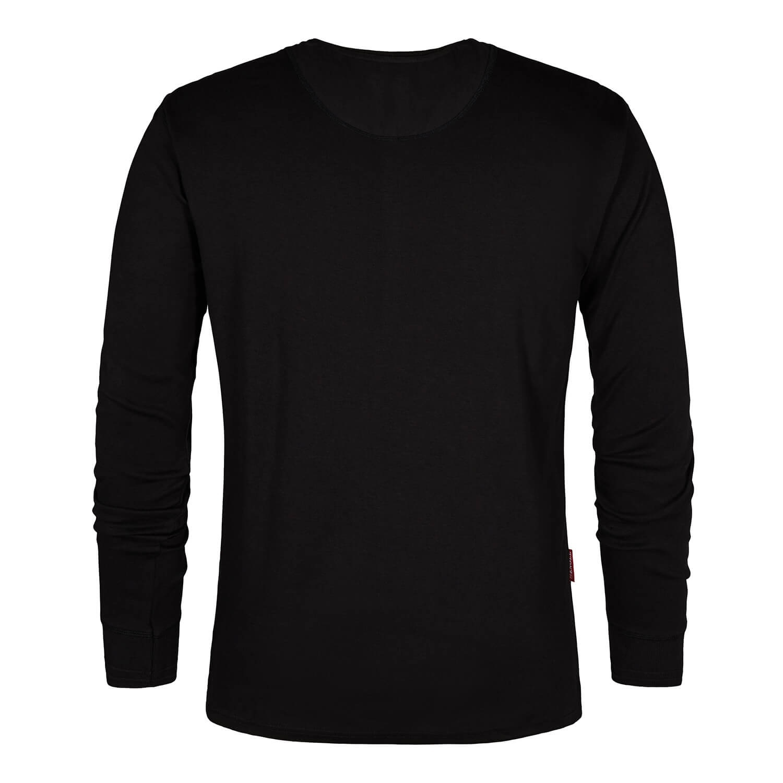 Engel FE9257.20 - Langärmliges T-Shirt schwarz von ENGEL - Copy