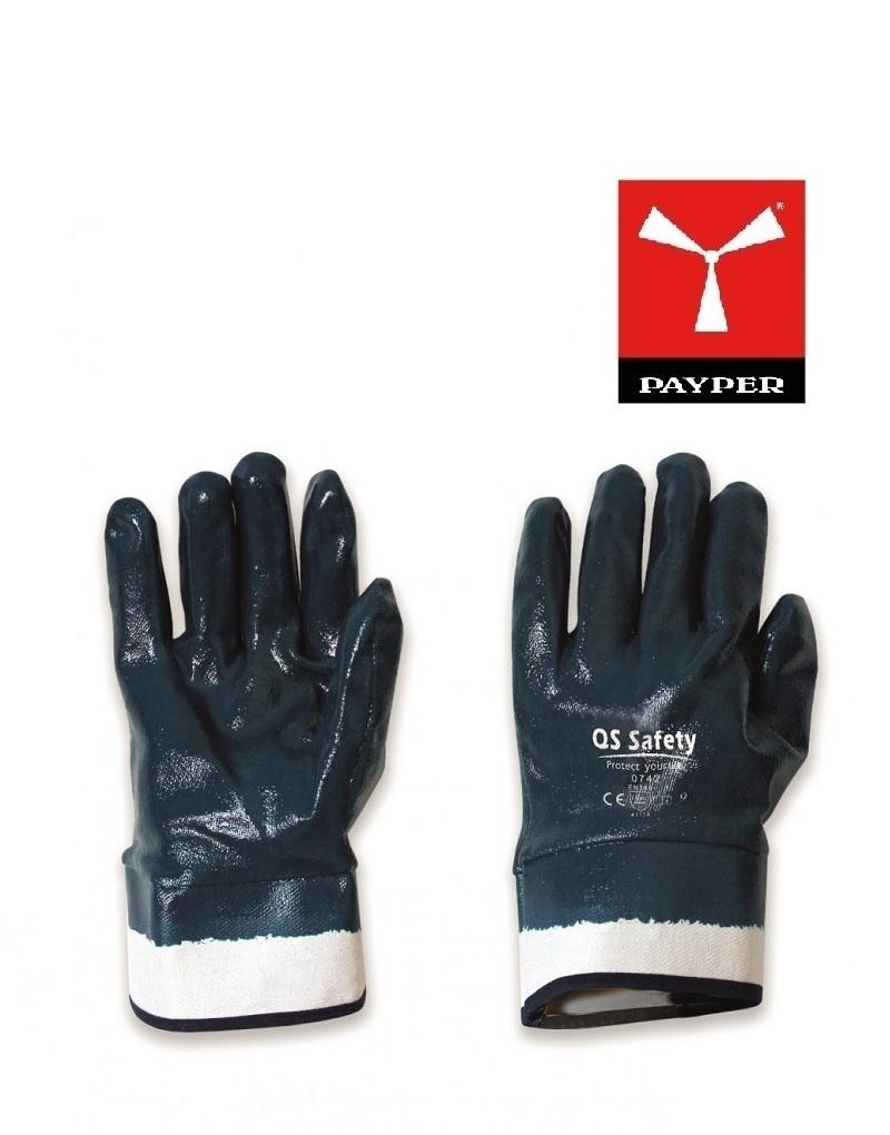 Payper 0742 Handschuhe - NBR-Handschuhe, vollständig beschichtet,