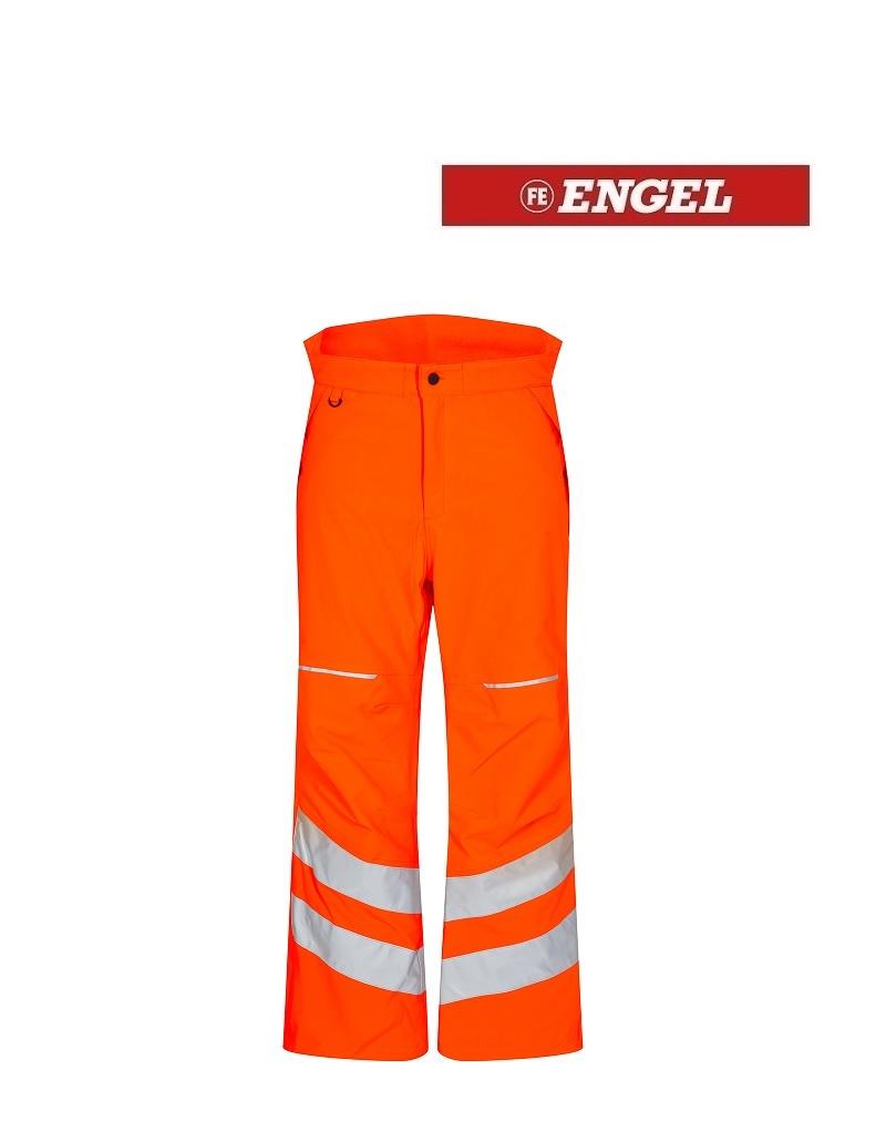 Engel FE2946.10.S.K - EN 20741 Klass 2, Winterwarnschutzhose, orange