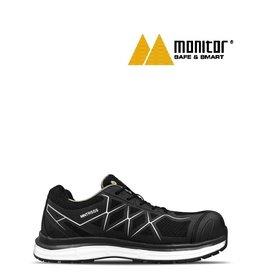 Monitor Schuhe Rebel S3 - Sicherheitsschuh