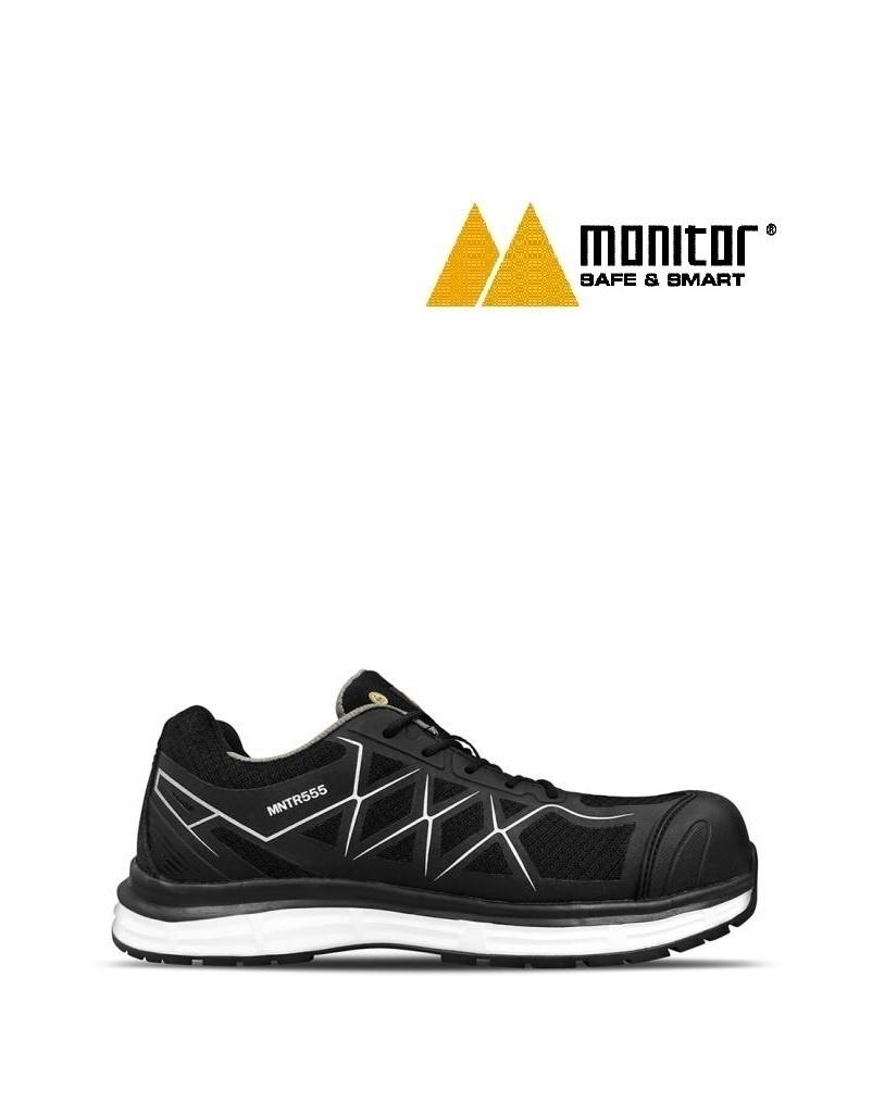 Monitor Schuhe Rebel S3 - Sicherheitsschuh von Monitor
