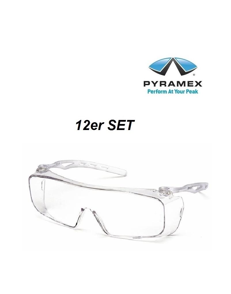 Pyramex ES9910ST 12er SET Schutzbrillen