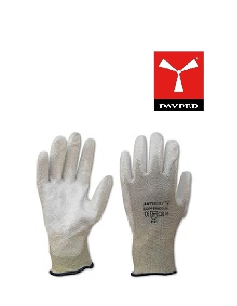 Payper Antistatische Handschuhe mit Kupfer-PU-Beschichtung