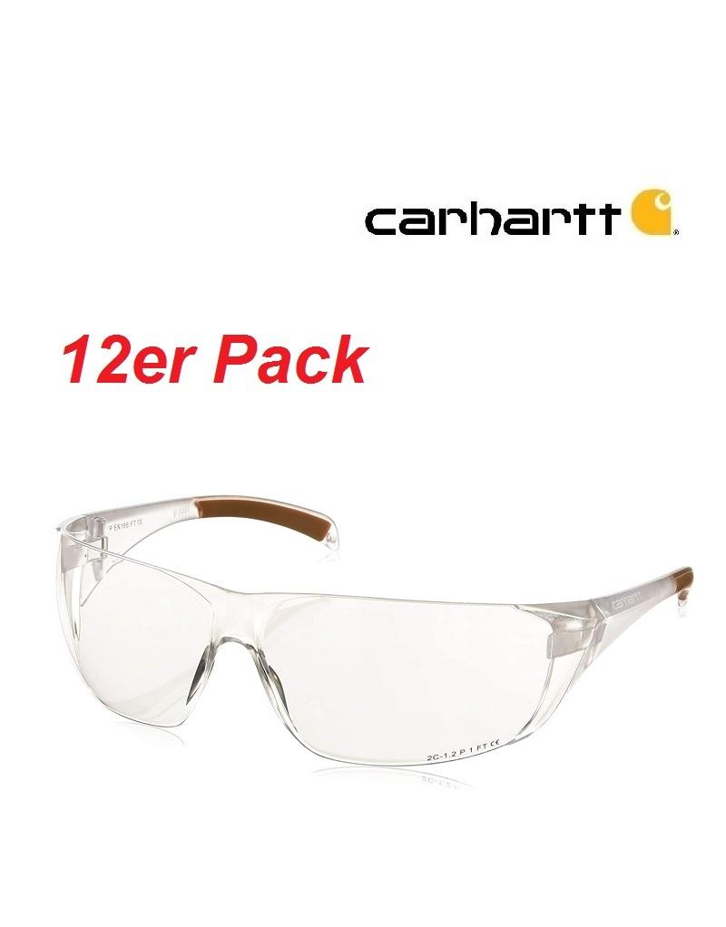 Carhartt Kleider EG1ST.CLR 12er - Schutzbrille klar